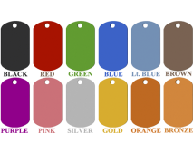 Taglitz - Custom Engraved Dog Tags