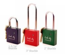 Custom Engraved Love Locks
